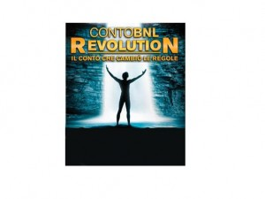 conto bnl revolution