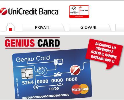 Carta Internazionale V Pay Da Unicredit