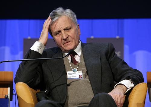 Jean-Claude Trichet e la bce