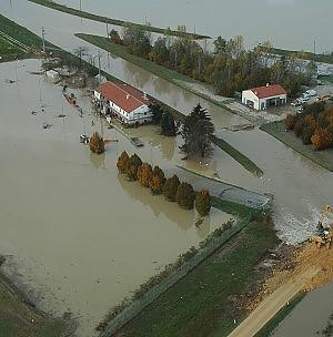 sospensione mutui alluvione veneto