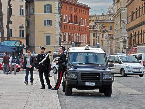 prestiti forze di polizia