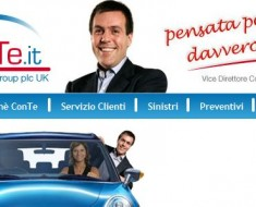 conte assicurazioni online