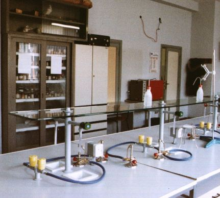 lavorare nella chimica