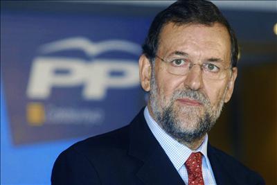 Mariano Rajoy spagna