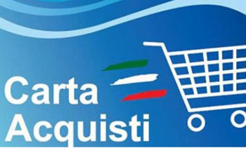 Carta acquisti ordinaria: requisiti