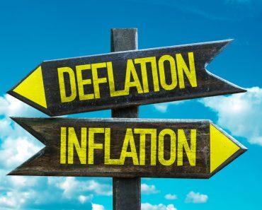 deflazione e inflazione