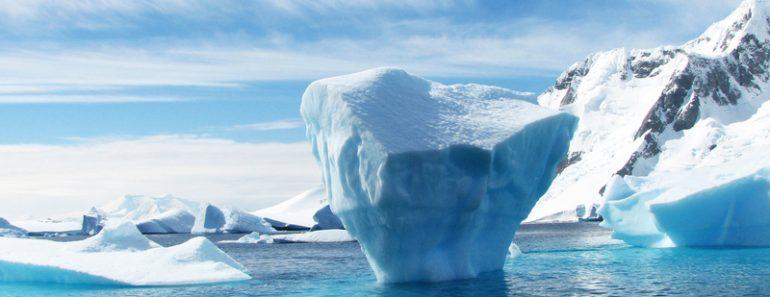 ghiacciaio in groenlandia